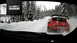 Rallye de Suède 2018 - Spéciales 12-15