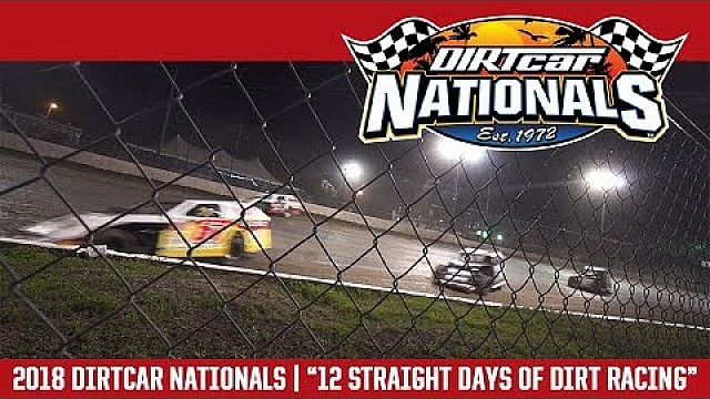 "2018 Dirtcar Nationals | ""12 Straight days of Dirt racing"""