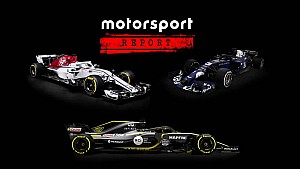 Red Bull, Sauber & Renault F1 launches
