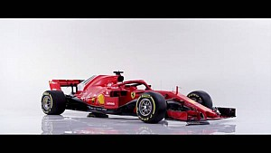 Ferrari SF71H - Vídeo oficial de lançamento