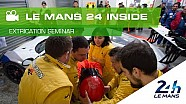 The 2018 Le Mans extrication workshop