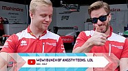 Formula E drivers react to comments online! Felix Rosenqvist & Nick Heidfeld