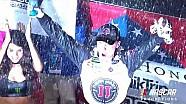 2018 - Harvick se lleva la serie de la Copa Nascar en Atlanta