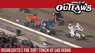 World of Outlaws Craftsman sprint cars the dirt track at Las Vegas February 28, 2018 | Highlights