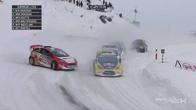 RallyX on Ice - Rd 4: Super Lights