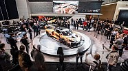 McLaren automotive press conference at the 2018 Geneva Motor show