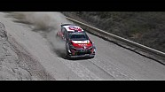 Rally Messico: Highlights giorno 3