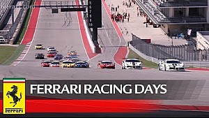 Ferrari Challenge 2018 – Ferrari racing days at COTA: recap