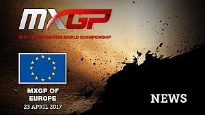 Los mejores momentos del MXGP de Valkenswaard 2017