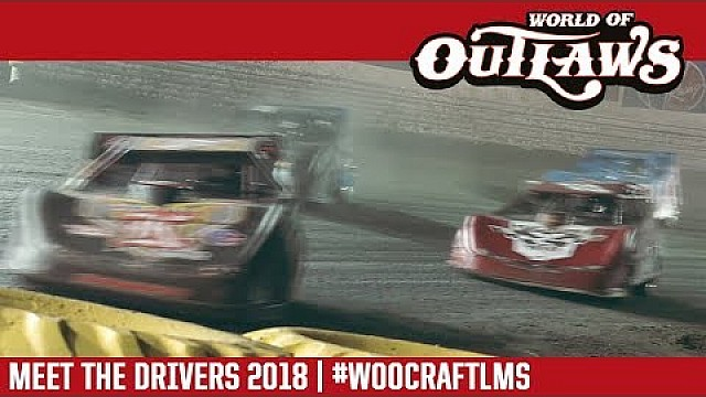 World of Outlaws Craftsman late model series: meet the drivers of 2018