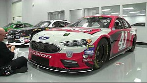 Kurt Busch's 2018 Darlington throwback revealed