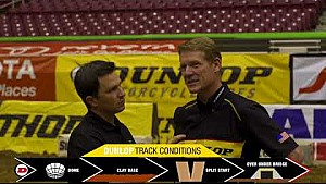 Dunlop track condition report - St. Louis, MO