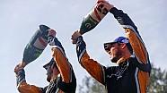 ePrix di Punta del Este: la festa sul podio