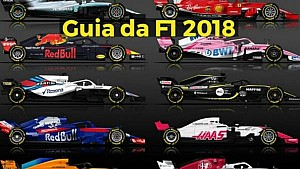 Guia da Fórmula 1 2018