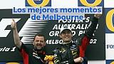 Racing Stories: los mejores momentos de Melbourne