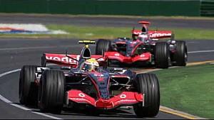 Racing Stories - De mooiste debuutraces in de F1