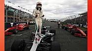 F1 2018: Avustralya GP'de pole pozisyonu Lewis Hamilton'ın!
