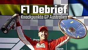 F1 Debrief: Knackpunkte GP Australien