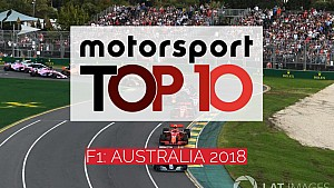 Motorsport Shorts: Top 10 del GP de Australia de F1 lat