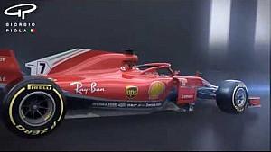 F1 Tech: De veranderingen bij Ferrari