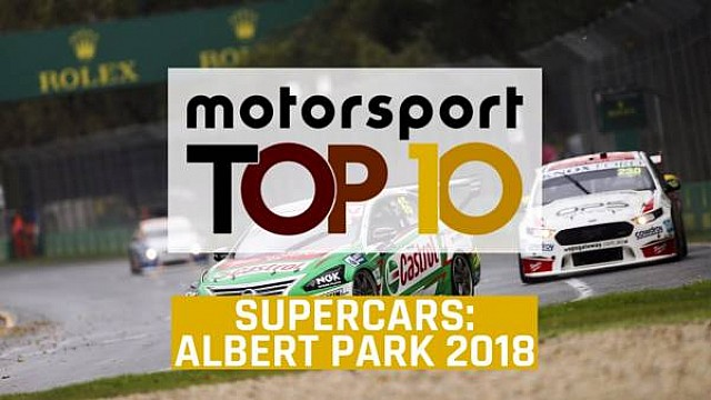 TOP 10 Supercars - Melbourne