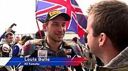 Louis Bulle, deux courses, deux victoires au Mans!