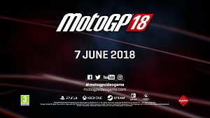 Teaser Trailer MotoGP18