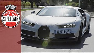Why is the Bugatti Chiron worth €2.2million?