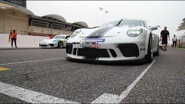 GT3 Cup challenge - Middle East: season 9, round 5, race 1 at Bahrain International circuit