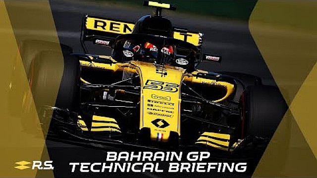 Bahrain GP: technical briefing