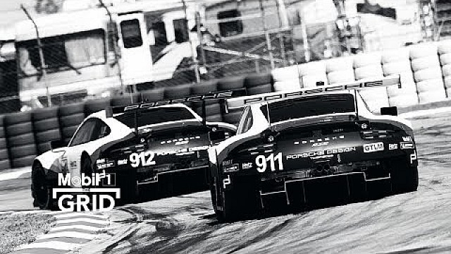 Team spirit – Porsche GT team's push to Regain the IMSA Championship Crown
