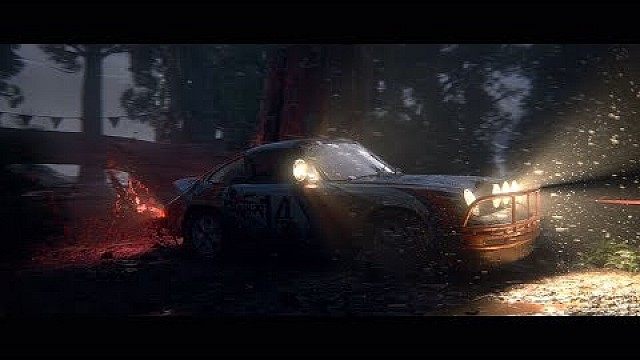 Porsche 911 Carrera SC safari in v-rally 4