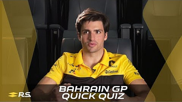 Bahrain GP: quick quiz
