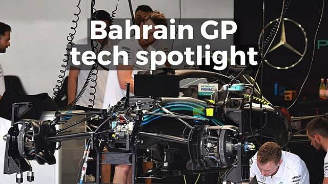Bahrain GP tech spotlight