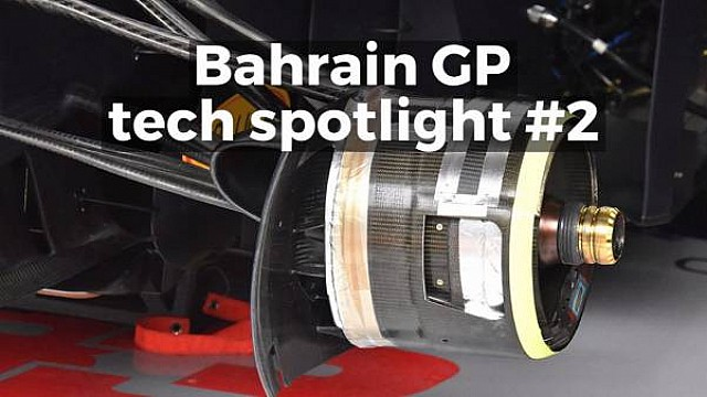 Bahrain GP tech spotlight #2