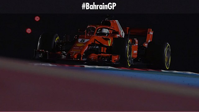 Bahrain GP grid: How they line up