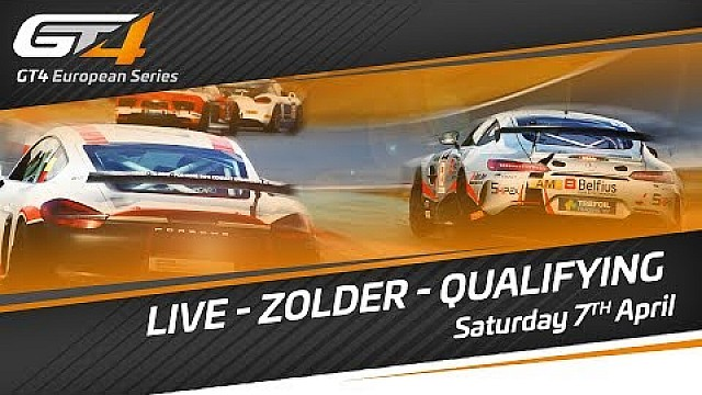 GT4 European series - Zolder 2018 - qualifying