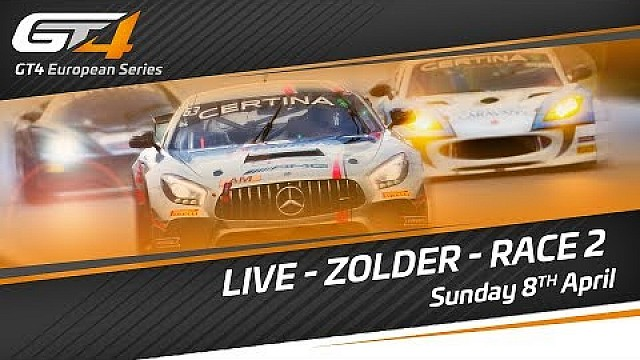 GT4 European Series - Zolder 2018 - Race 2