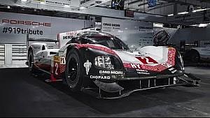 Une tournée d'adieux pour la Porsche 919 Hybrid