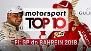 Motorsport Top 10: GP do Bahrain 2018