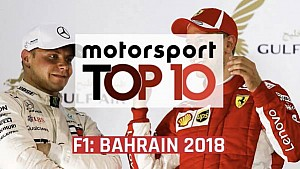 Bahrain GP Top 10