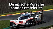Facts & figures Porsche 919 Hybrid Evo