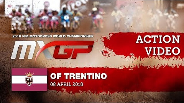 Jeffrey Herlings vs. Antonio Cairoli - MXGP de Trentino 2018