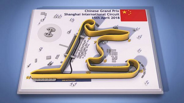 Circuitgids F1: China