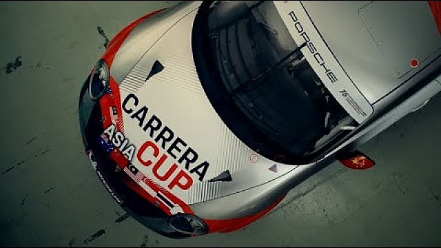 Carrera Cup Asia. A look ahead at the 2018 season (season teaser)