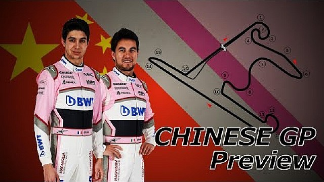 Great fans and that turn 1 - Sergio and Esteban talk about China