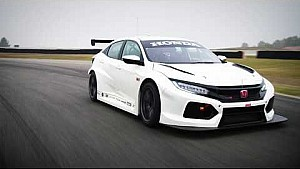 Road to race - type R to TCR