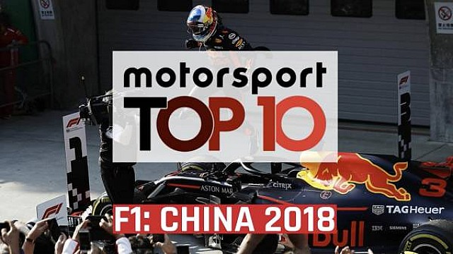 Top 10 Chinese GP moments
