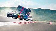 Red Bull Caravanrace op de Jumbo Racedagen