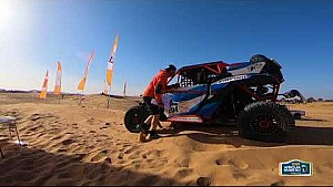 Afriquia Merzouga Rally 2018 - Stage 2 - Race & Results